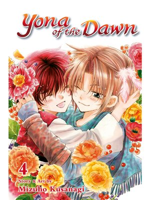 cover image of Yona of the Dawn, Volume 4