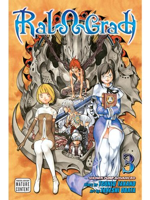 cover image of Ral Ω Grad, Volume 3