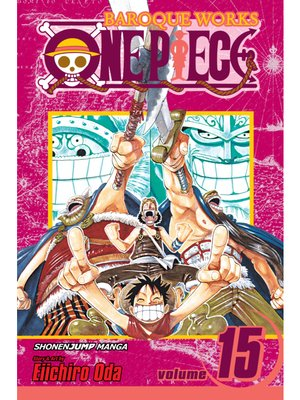 cover image of One Piece, Volume 15