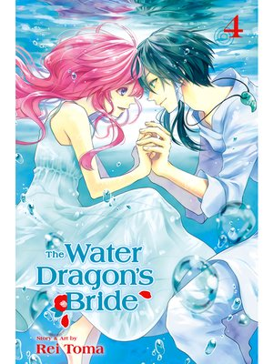 cover image of The Water Dragon's Bride, Volume 4