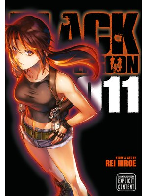 cover image of Black Lagoon, Volume 11