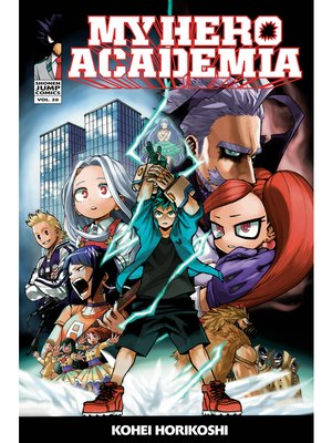 cover image of My Hero Academia, Volume 20
