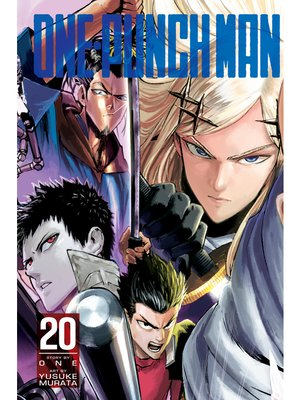 cover image of One-Punch Man, Volume 20