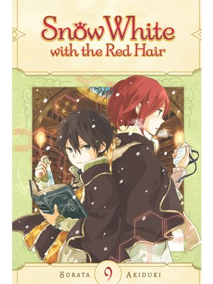 cover image of Snow White with the Red Hair, Volume 9