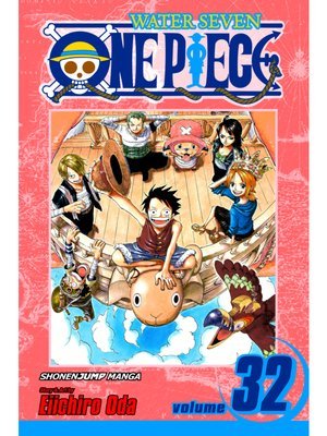 cover image of One Piece, Volume 32