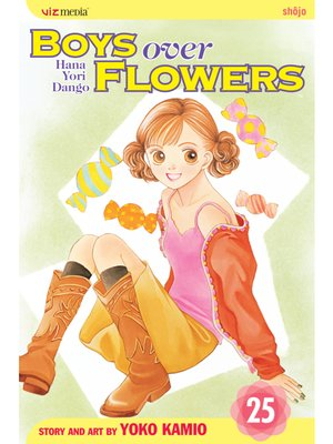 cover image of Boys Over Flowers, Volume 25