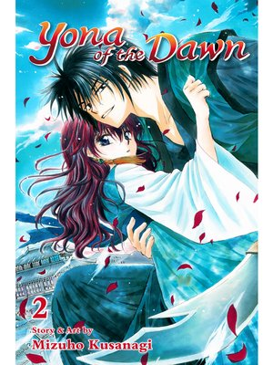 cover image of Yona of the Dawn, Volume 2