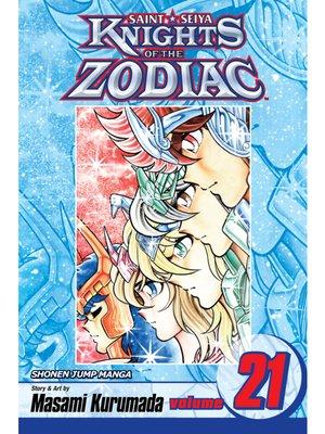 cover image of Knights of the Zodiac (Saint Seiya), Volume 21