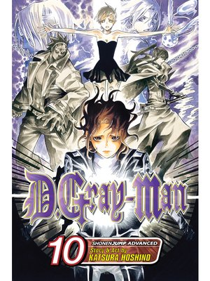 cover image of D.Gray-man, Volume 10