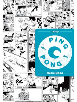 cover image of Ping Pong, Volume 1