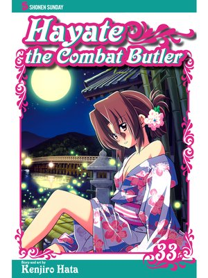 cover image of Hayate the Combat Butler, Volume 33