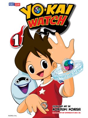 cover image of YO-KAI WATCH, Volume 1