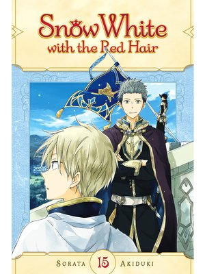 cover image of Snow White with the Red Hair, Volume 15