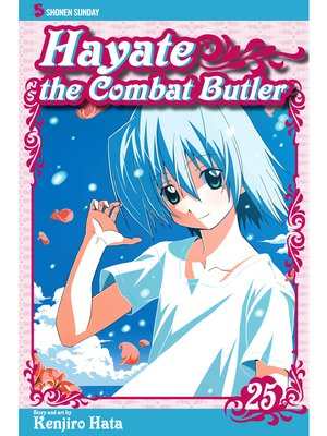 cover image of Hayate the Combat Butler, Volume 25
