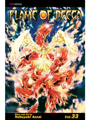 cover image of Flame of Recca, Volume 33