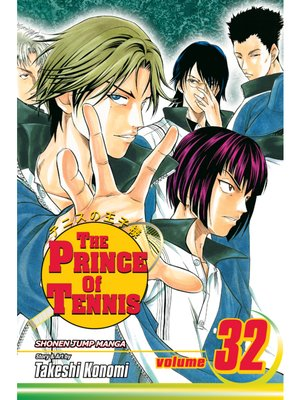 cover image of The Prince of Tennis, Volume 32