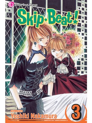 cover image of Skip Beat!, Volume 3