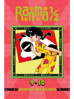 cover image of Ranma 1/2 (2-in-1 Edition), Volume 5