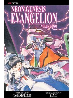 cover image of Neon Genesis Evangelion, Volume 2