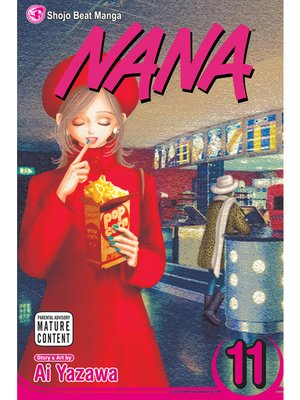 cover image of Nana, Volume 11