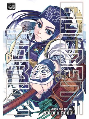 cover image of Golden Kamuy, Volume 11
