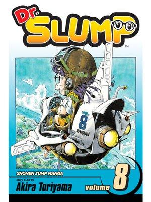 cover image of Dr. Slump, Volume 8