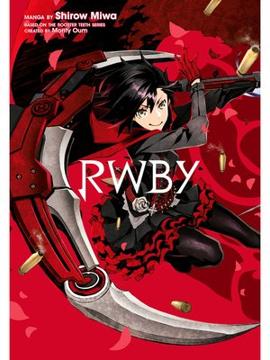 cover image of RWBY