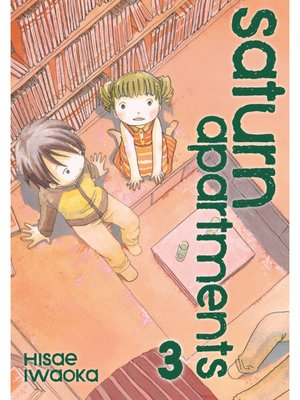 cover image of Saturn Apartments, Volume 3