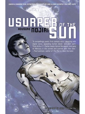 cover image of Usurper of the Sun