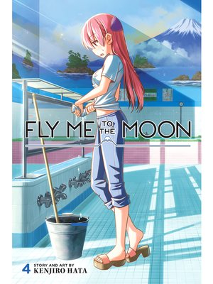 cover image of Fly Me to the Moon, Volume 4