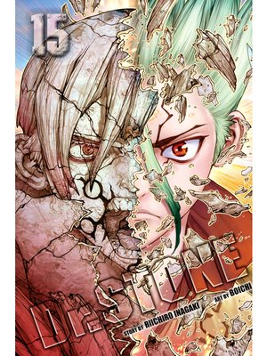 cover image of Dr. STONE, Volume 15