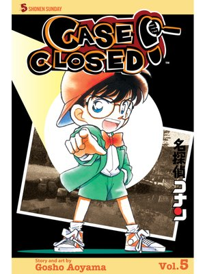 cover image of Case Closed, Volume 5