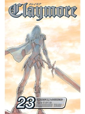 cover image of Claymore, Volume 23
