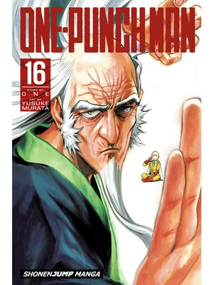 cover image of One-Punch Man, Volume 16