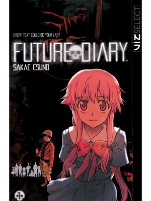 cover image of Future Diary, Volume 1