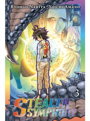 cover image of Stealth Symphony, Volume 3