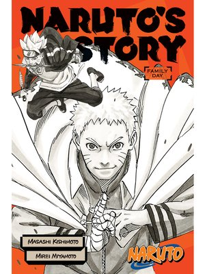 cover image of Naruto: Naruto's Story - Family Day