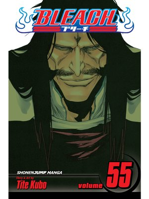 cover image of Bleach, Volume 55