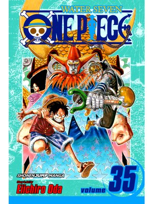 cover image of One Piece, Volume 35