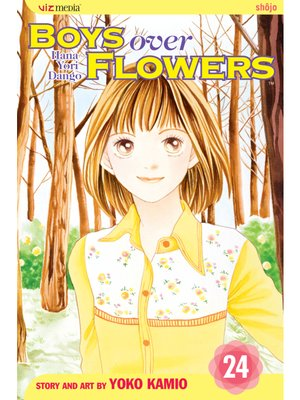 cover image of Boys Over Flowers, Volume 24