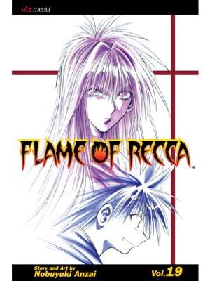 cover image of Flame of Recca, Volume 19