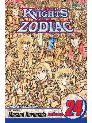 cover image of Knights of the Zodiac (Saint Seiya), Volume 24