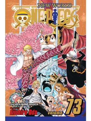 cover image of One Piece, Volume 73