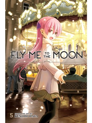 cover image of Fly Me to the Moon, Volume 5