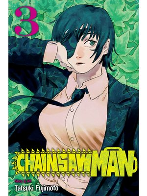 cover image of Chainsaw Man, Volume 3