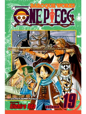 cover image of One Piece, Volume 19