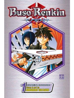 cover image of Buso Renkin, Volume 1