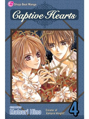 cover image of Captive Hearts, Volume 4