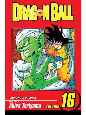 cover image of Dragon Ball, Volume 16