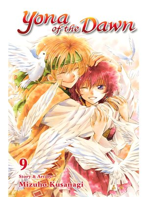 cover image of Yona of the Dawn, Volume 9